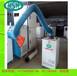 华晨高性价比的粉尘净化器焊接烟尘除尘器烟雾收集器工业废气处理的HCHY1500