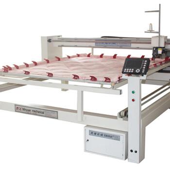 现货供应MY-9热销的全自动单针电脑绗缝机家用绗缝机厂家
