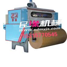 全套做被子的机器?#21152;?#21738;些?弹花机梳棉梳理机投资需要多少钱?图片