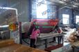 真空木纹转印机厂家专业生产大铁门木纹转印机设备