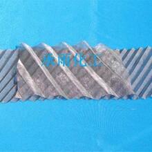 新型规整填料金属丝网波纹填料材质参数图片