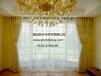 窗帘是家的时装是品质生活的代言—美好的一天从拉开新大华窗帘开始