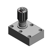 FLUTC节流阀,DVP系列节流阀图片
