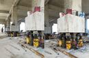 甘肃混凝土切割加固裂缝修补工程公司图片