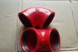 供应建支涂塑管件饮用水涂塑管件给水专用涂塑管件