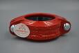 厂家直销亿佰通消防管件DN150卡箍三通弯头消防专用质优价廉