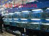 阳江江城定做菜市场海鲜鱼池阳西制作玻璃海鲜鱼池厂家