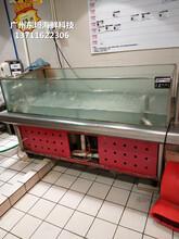 廣州海鮮池定做-廣州定做飯店海鮮池電話-番禺海鮮池制作廠家圖片