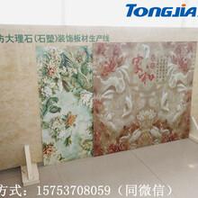 PVC仿大理石板材机械设备图片