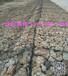筑坝防洪石笼网箱锌铝合金石笼网垫河道护坡石笼网覆塑
