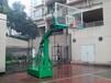 天津胜川销售电动液压篮球架sc-02型号篮球架厂家直销
