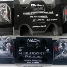 日本NACHi不二越电磁阀SS-G01-C6-R-C1-30现货全懋电磁阀图片