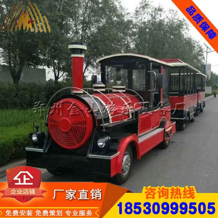 儿童乐园游乐设施丨无轨小火车丨小火车全套价格