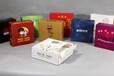 济南广告纸巾定做抽纸盒纸巾定制广告纸抽100%纯木浆广告抽纸盒订制
