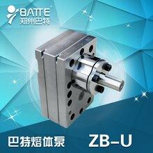 化纤纺丝计量泵郑州熔体计量泵厂家直销图片