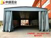 大型电动推拉篷-自动推拉遮阳蓬-电动雨棚-上门测量定制安装