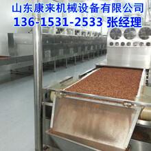 辣椒碎杀菌设备,调味料干燥杀菌设备图片