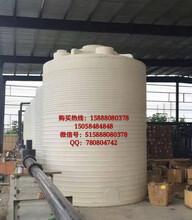 2000升耐酸碱塑料储罐化工工程水箱食品级水塔聚乙烯塑料水桶