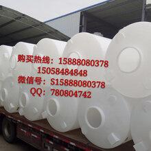 食品级1000LPE塑料水塔计量罐民用水箱熔盐箱带刻度水桶