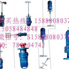 单项电机220V0.37KW搅拌专用电机304不锈钢两项电搅拌机杆长可按要求定制