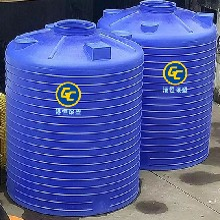 聚磷酸储罐盐酸储罐6吨加厚储罐耐酸碱塑料桶6000l塑料水箱