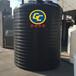 江苏滚塑容器环保塑料水箱外加剂储罐40立方大型塑料桶40吨耐酸碱储罐