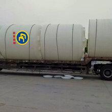 10吨塑料水箱甲醇储罐滚塑储罐1吨化工原料储罐桶图片