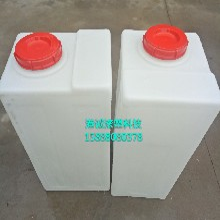 廠家直銷60升水處理專用水箱塑料水塔加藥箱圓形方形塑料桶