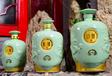 景德镇建源陶瓷白酒瓶厂家、陶瓷1斤5斤酒瓶、茅台封坛原浆酒坛定制