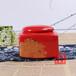 茶叶包装罐子定做、茶叶罐子的厂家、红色陶瓷小罐子价格
