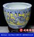 景德鎮廠家供應陶瓷大缸溫泉洗浴大缸開業擺件一米瓷器大缸