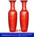 內蒙古供應喬遷禮品大花瓶、廠家批發定做陶瓷大擺件