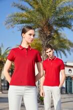 工作服定制印字logo運動短袖有領t恤polo班服文化廣告衫