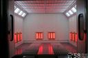 虹桥高温汽车烤漆房大型客货车红外线烤漆设备讯达
