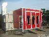 经济环保汽车喷漆房配套环保除尘设备检测合格设备