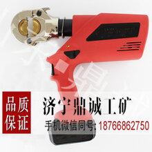 充電式銅鋁端子壓線鉗電動液壓壓接機400便攜式鋰電電纜壓接鉗圖片