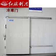 北京/山东/天津冷库门供应优质冷库平移门手动轻型冷库保温门厂家