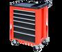 东莞厂家定做重型抽屉式工具柜、移动式工具车维修工具车