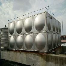 供浙江304不锈钢水箱焊接,方形水箱安装无锡直销商