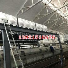 废热利用储热304方形不锈钢水箱浙江绍兴印染厂家