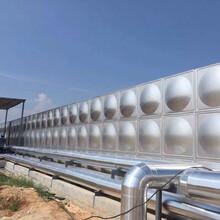 黑龙江双鸭山304方形不锈钢水箱生产加工供应商