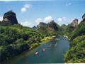 经典纯玩武夷山天游峰、竹排漂流、武夷宫双高三日游图片