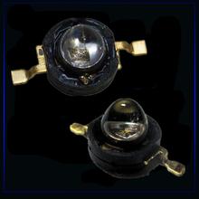 3W大功率LED红外灯850nm大功率发射管图片