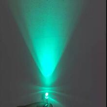 泰古交通信号led超高亮度502-505nm绿色发光二极管交通信号灯珠
