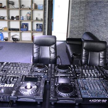 新打碟机混音台百大DJ设备租赁重庆音律文化传媒