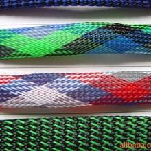 优质安全耐用编织保护套管pet编织网管
