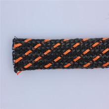 新品线条镀锡编织网管HDMI电线编织蛇皮网管
