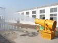 武汉工地降尘喷雾机自动除尘降温雾炮机厂家