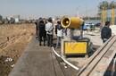 建筑工地除尘喷雾设备工地雾炮设备厂家
