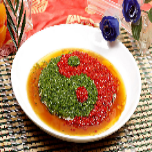 双十一爆款创意厨具创意凉菜烘焙工具养生菜品太极格太极模具图片